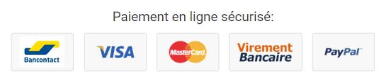 methodes de paiement